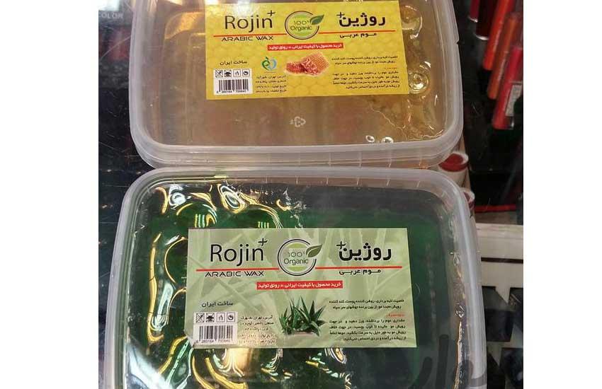 موم عربی یا موم آدامسی چیست؟