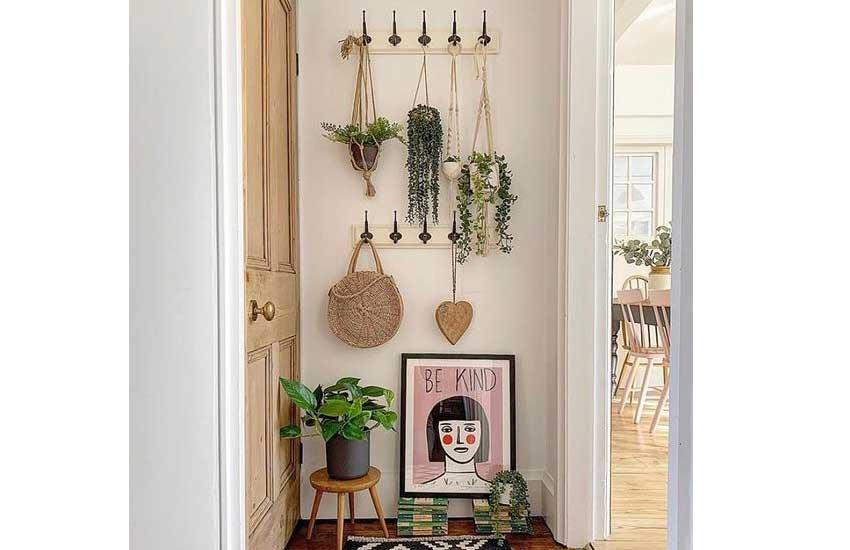 حضور گل و گلدان را در خانه خود در اولویت قرار دهید