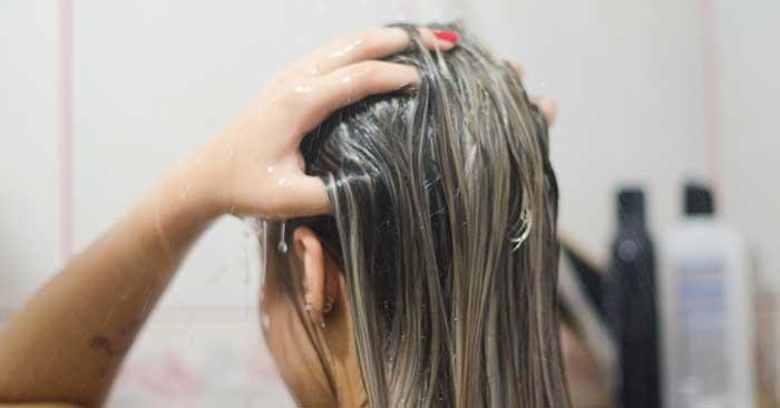 ماسک مو اکسیری برای نجات موهای رنگ شده