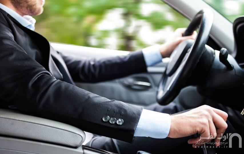 رانندگی با کلاچ برقی